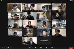 新入生歓迎会(2021/3/31)