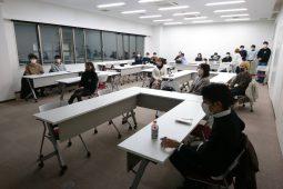 3年生向け研究室説明会(2020/12/7)